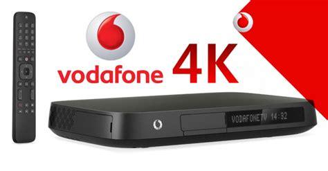 Vodafone saca decodificador 4K y su servicio de TV para ...