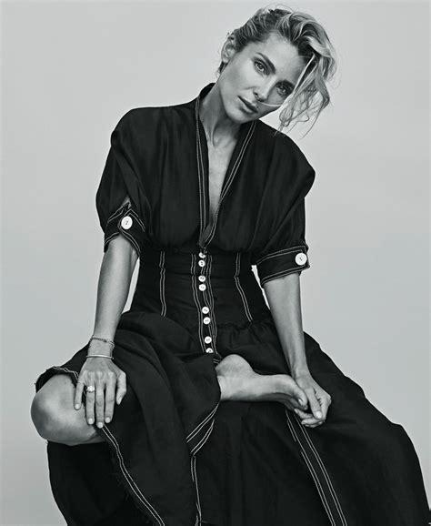Vogue Australia May 2018 Elsa Pataky by Nicole Bentley ...