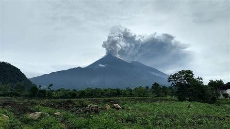 Volcán de Fuego en Guatemala   RTVE.es