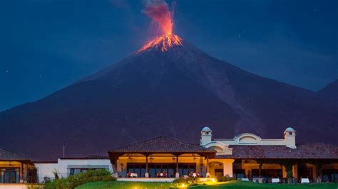 Volcan Erupcion Guatemala   Cancer Treatment