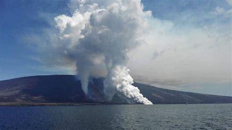 Volcán La Cumbre en Islas Galápagos entra en erupción ...