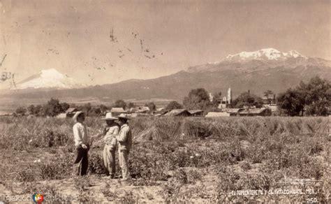 Volcanes Popocatépetl e Iztaccíhuatl   Iztaccíhuatl ...