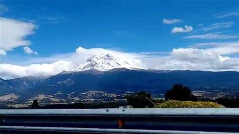 Volcanes Popocatepetl e Iztaccihuatl   YouTube