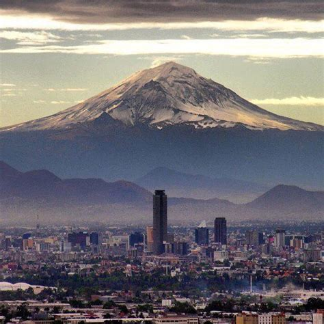 volcano popocatepetl | Implicado