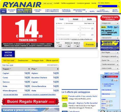 Voli low cost più facili con Ryanair, nuove tariffe ...