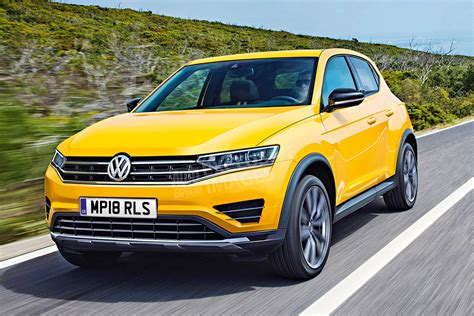 Volkswagen Polo SUV - pictures | Auto Express