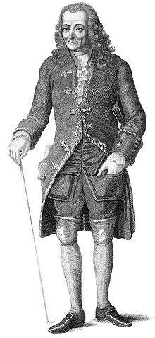 Voltaire - Wikipedia, la enciclopedia libre