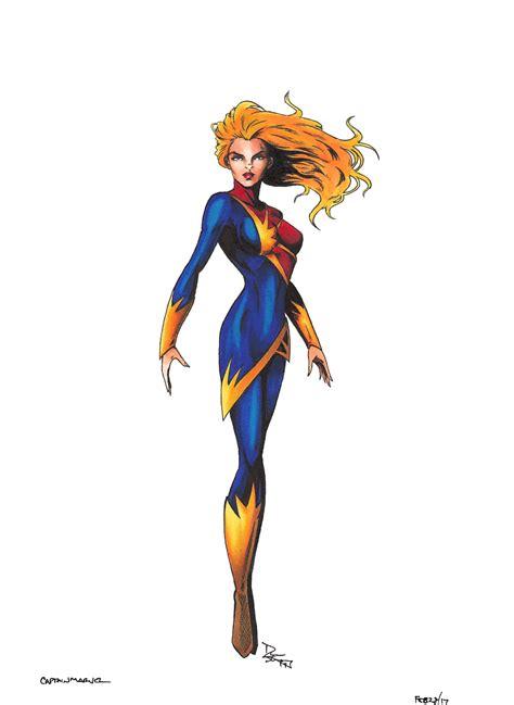 VOTING: Costume Contest #121: Captain Marvel (Carol ...