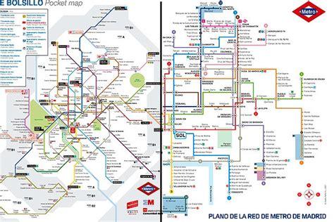 Vuelve el plano tradicional del Metro para una mayor ...