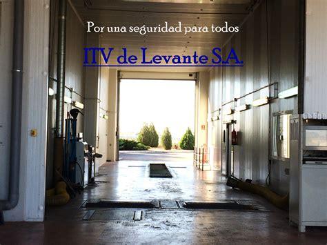 Vuestra ITV sin esperas!   ITV DE LEVANTE, S.A.