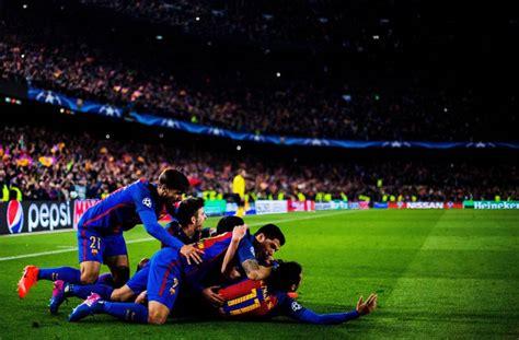 Vuitens de final: El Barça remunta davant del PSG: el que ...