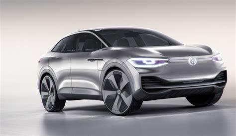 VW I.D. Crozz: futuro SUV 4x4 eléctrico listo para 2020 ...