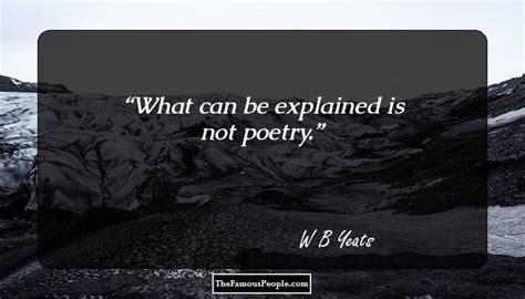 W B Yeats Biography   Childhood, Life Achievements & Timeline