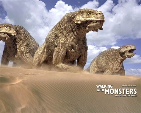 Walking with Monsters Chinese Subtitles  optional  torrent ...