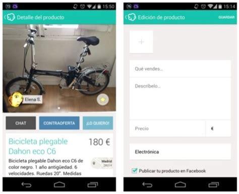 Wallapop, la app española para compraventa de segunda mano ...