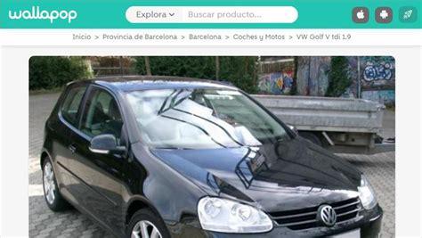 Wallapop se lanza con la compra-venta de coches