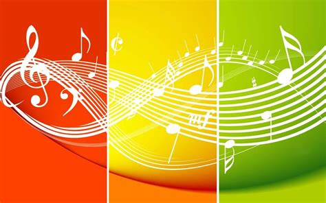 wallpapers: Abstract Music Wallpapers