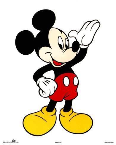Walt Disney Mickey Mouse Classic Kunstdrucke bei AllPosters.de