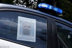 Wanted posters for Joaquin  El Chapo  Guzman in Mexican ...