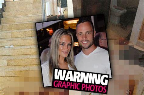 WARNING: Graphic Oscar Pistorius Crime Scene Photos ...
