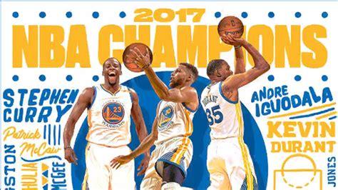 Warriors campeones: Durant fulmina el reinado de LeBron y ...