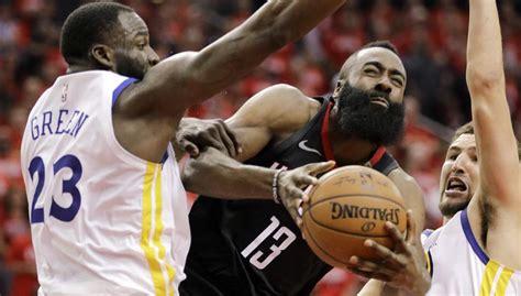 Warriors - Rockets: la final de la Conferendia Oeste de la ...