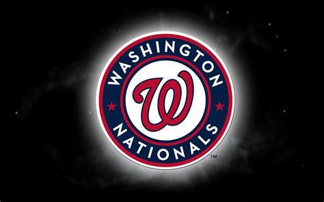 Washington Nationals Logo Wallpaper   Bing images