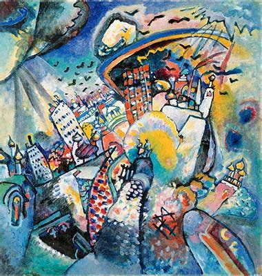 Wassily Kandinsky Biography, Art, and Analysis of Works ...