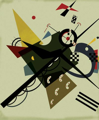 Wassily Kandinsky » Blogetery In Motion