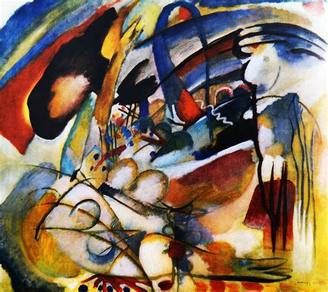 Wassily Kandinsky paintings - Mirror Online