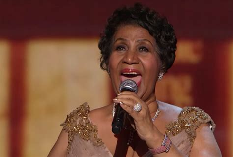 WATCH Aretha Franklin perform 'Natural Woman' from Kennedy ...