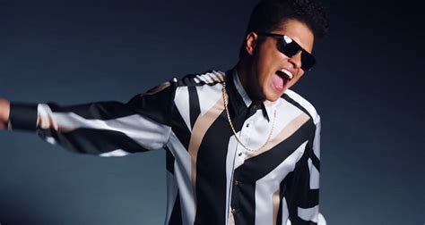 Watch Bruno Mars  New Video For  That s What I Like