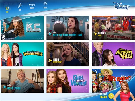 WATCH Disney Channel - Corus Entertainment