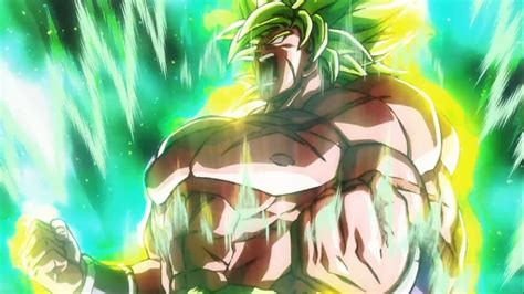 Watch Dragon Ball Super: Broly (2018) Full Movie Online ...