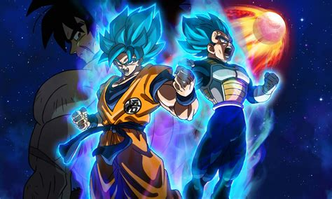 Watch Dragon Ball Super: Broly For Free On YesMovies
