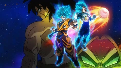 Watch Dragon Ball Super: Broly Movies Online Streaming ...
