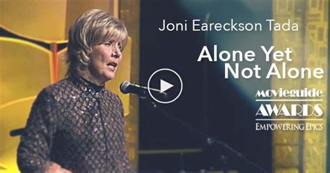 Watch Joni Perform  ALONE YET NOT ALONE  | Movieguide ...