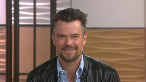 Watch Josh Duhamel try to identify his co-stars by their ...