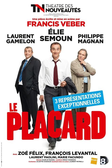 Watch Le Placard (théâtre) 123Movies Full Movie Online Free