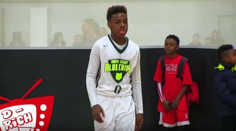 WATCH: LeBron James Jr. impresses in new mixtape | SI.com
