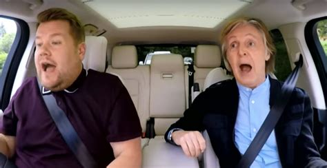 Watch Paul McCartney on Carpool Karaoke | Music News ...