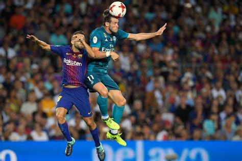 Watch Real Madrid vs Barcelona Spanish Super Cup live