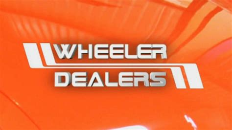 WATCH:  Wheeler Dealers  Season 13: Stream Episodes Online ...
