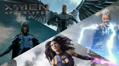 Watch X Men: Apocalypse  2016  For Free On Gomovies