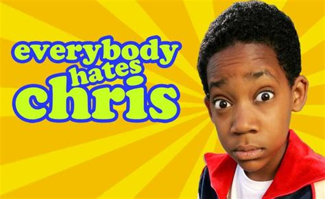 Watching Everybody Hates Chris in Brazil Reighan Gillam ...
