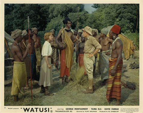 Watusi | Kurt Neumann, director, James Clavell ...