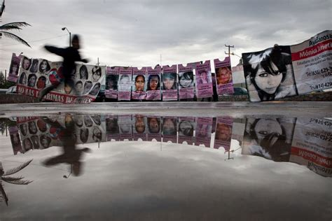 Wave of Violence Swallows More Women in Juárez, Mexico ...