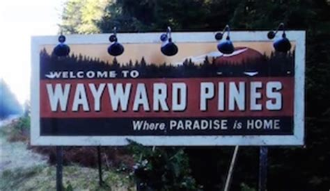 Wayward Pines   Wikipedia