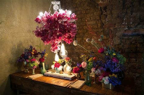 We Share Ideas   Decoração de Mesa com Luzes e Flores