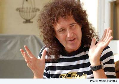 WE THINK YOU SHOULD: BRIAN MAY HATES ANIMALS PART 6, OR ...